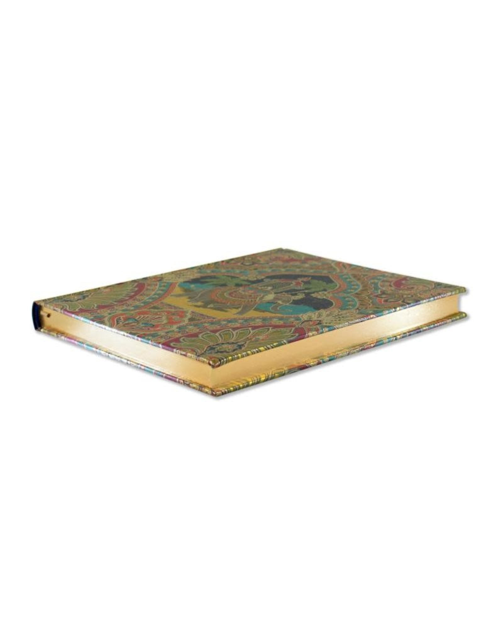 Peter Pauper Elephant Festival Oversized Journal