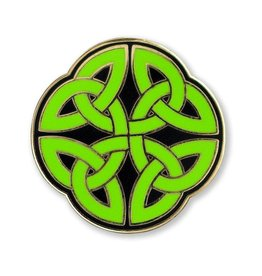Peter Pauper Celtic Knot Enamel Pin