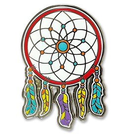 Peter Pauper Dreamcatcher Enamel Pin