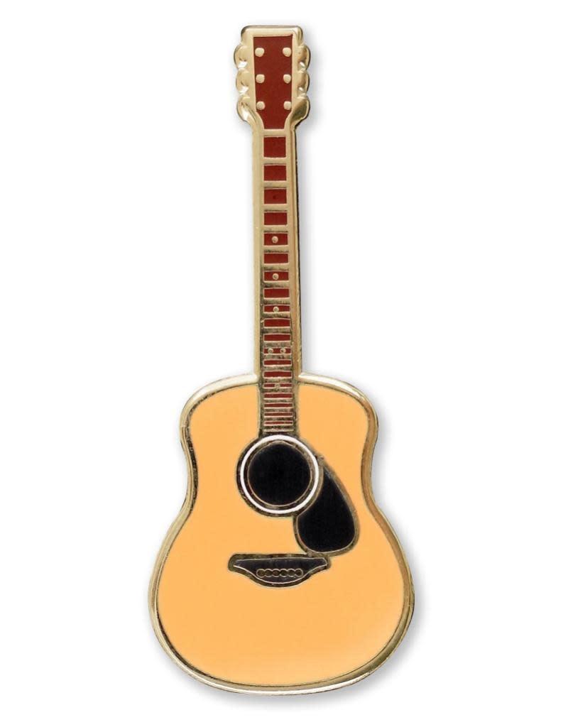 Peter Pauper Guitar Enamel Pin