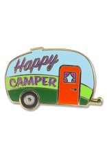 Peter Pauper Happy Camper Enamel Pin