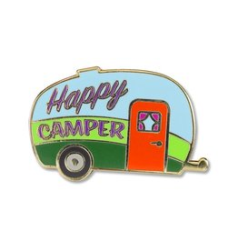 Peter Pauper Happy Camper Enamel Pin