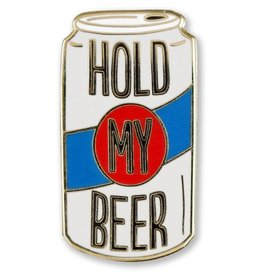 Peter Pauper Hold My Beer Enamel Pin