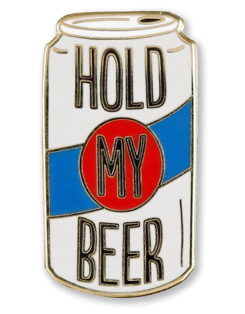 Peter Pauper Hold My Beer Enamel Pin