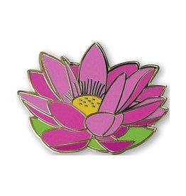 Peter Pauper Lotus Enamel Pin
