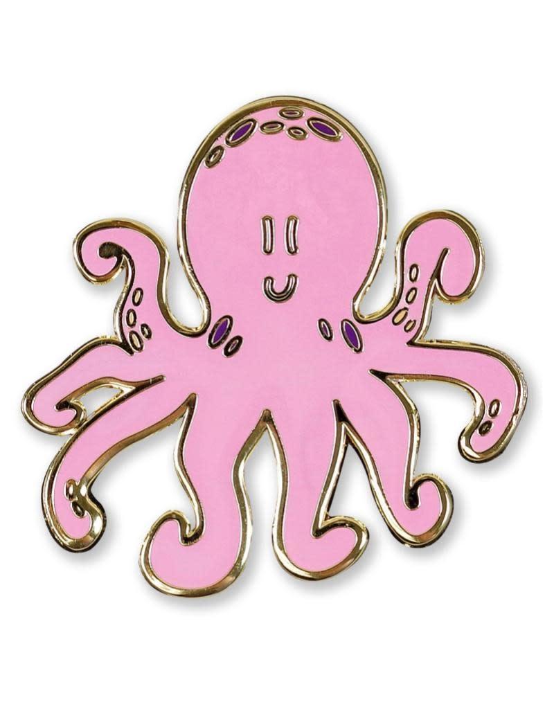 Peter Pauper Octopus Enamel Pin
