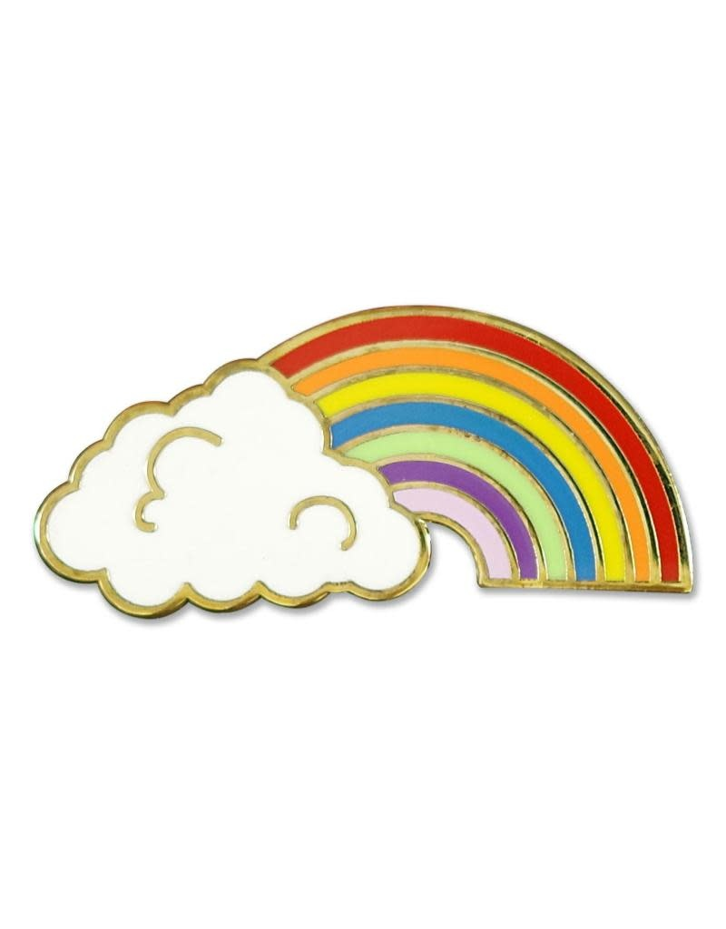 Peter Pauper Rainbow Enamel Pin