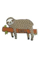 Peter Pauper Sloth Enamel Pin