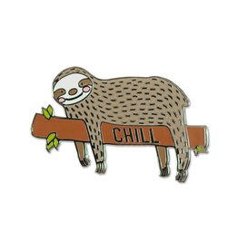Peter Pauper Sloth Enamel Pin