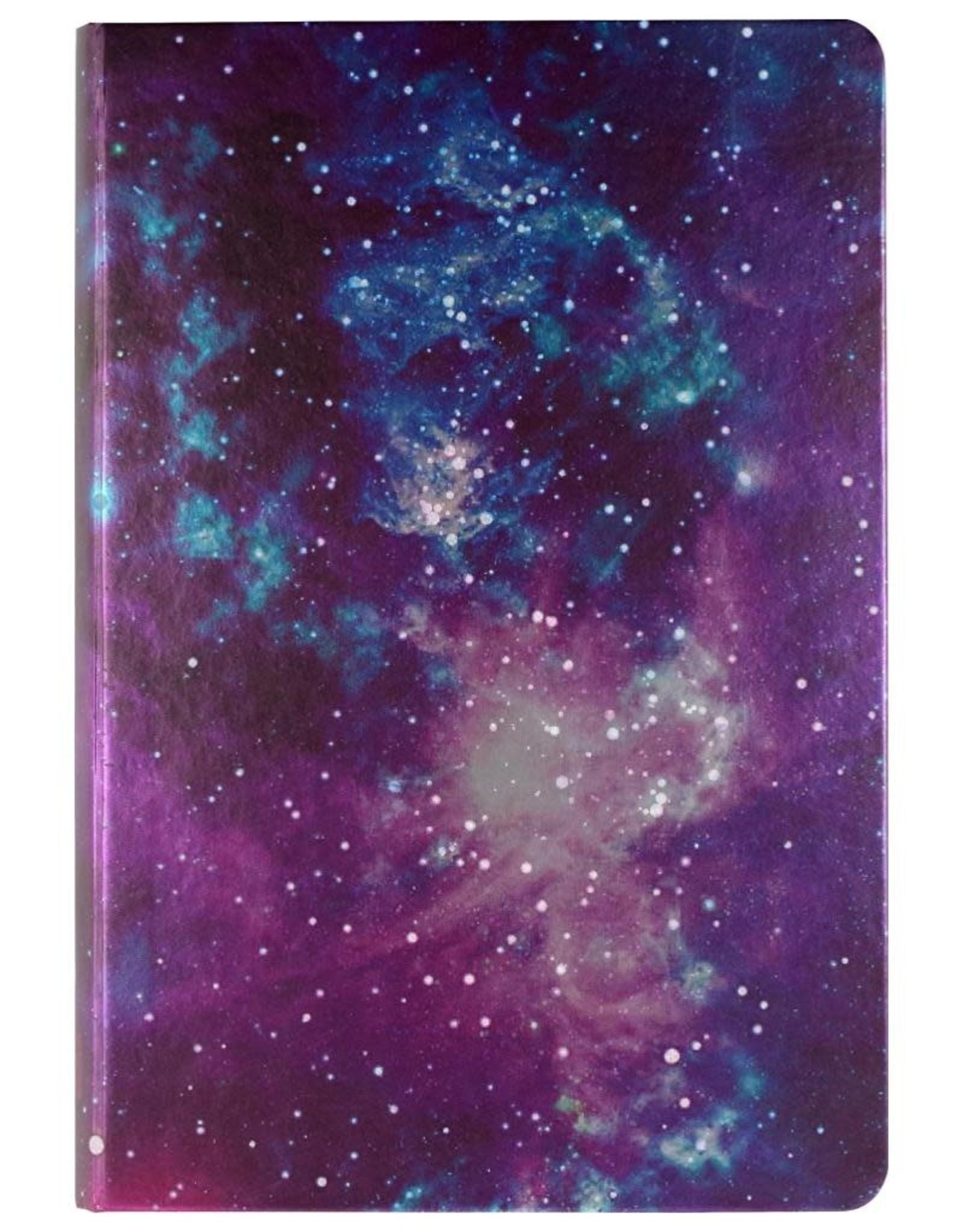 Peter Pauper Essential Large Dot Matrix Galaxy Journal