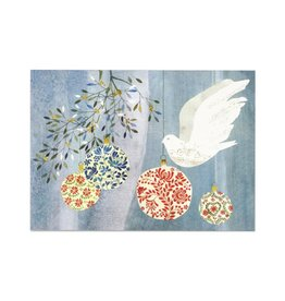 Peter Pauper Festive Dove Deluxe Boxed Holiday Cards