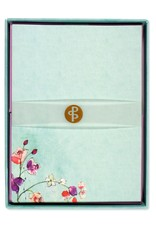 Peter Pauper Fuchsia Blooms Stationery