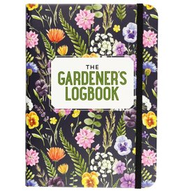 Peter Pauper Gardener's Logbook
