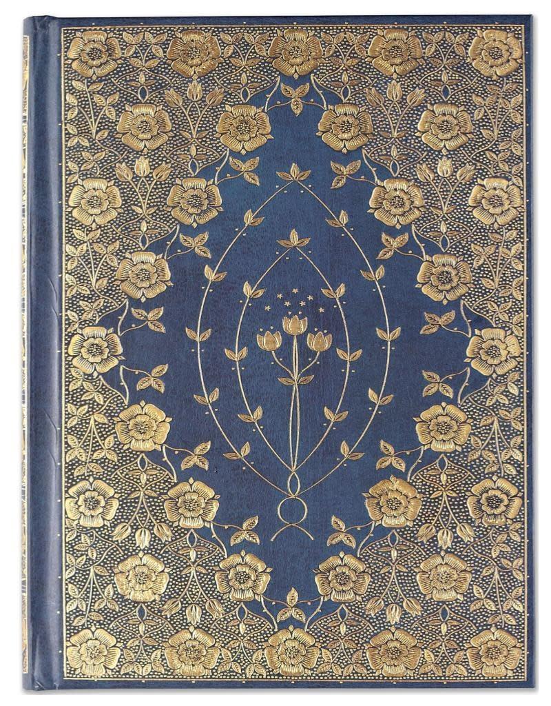 Peter Pauper Gilded Rosettes Journal