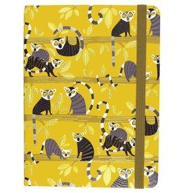 Peter Pauper Lemur Palooza Mid-Sized Journal
