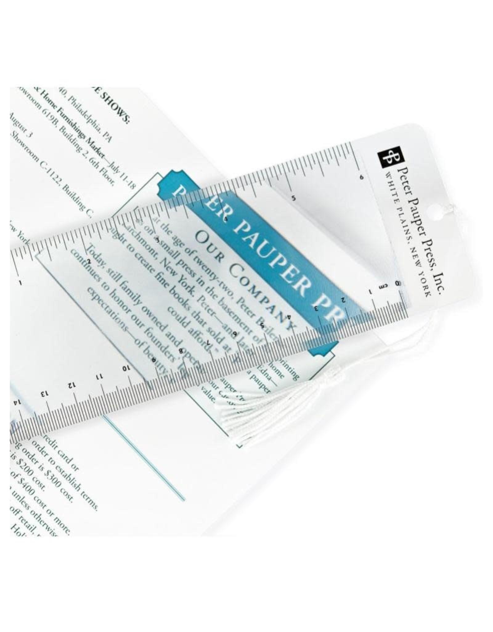 Peter Pauper Magnifier Bookmark