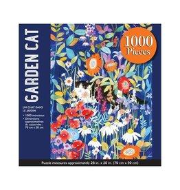 Peter Pauper Garden Cat Puzzle