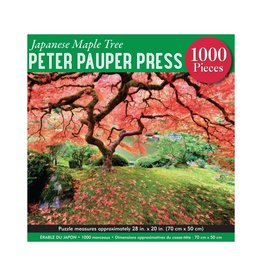 Peter Pauper Japanese Maple Tree Puzzle