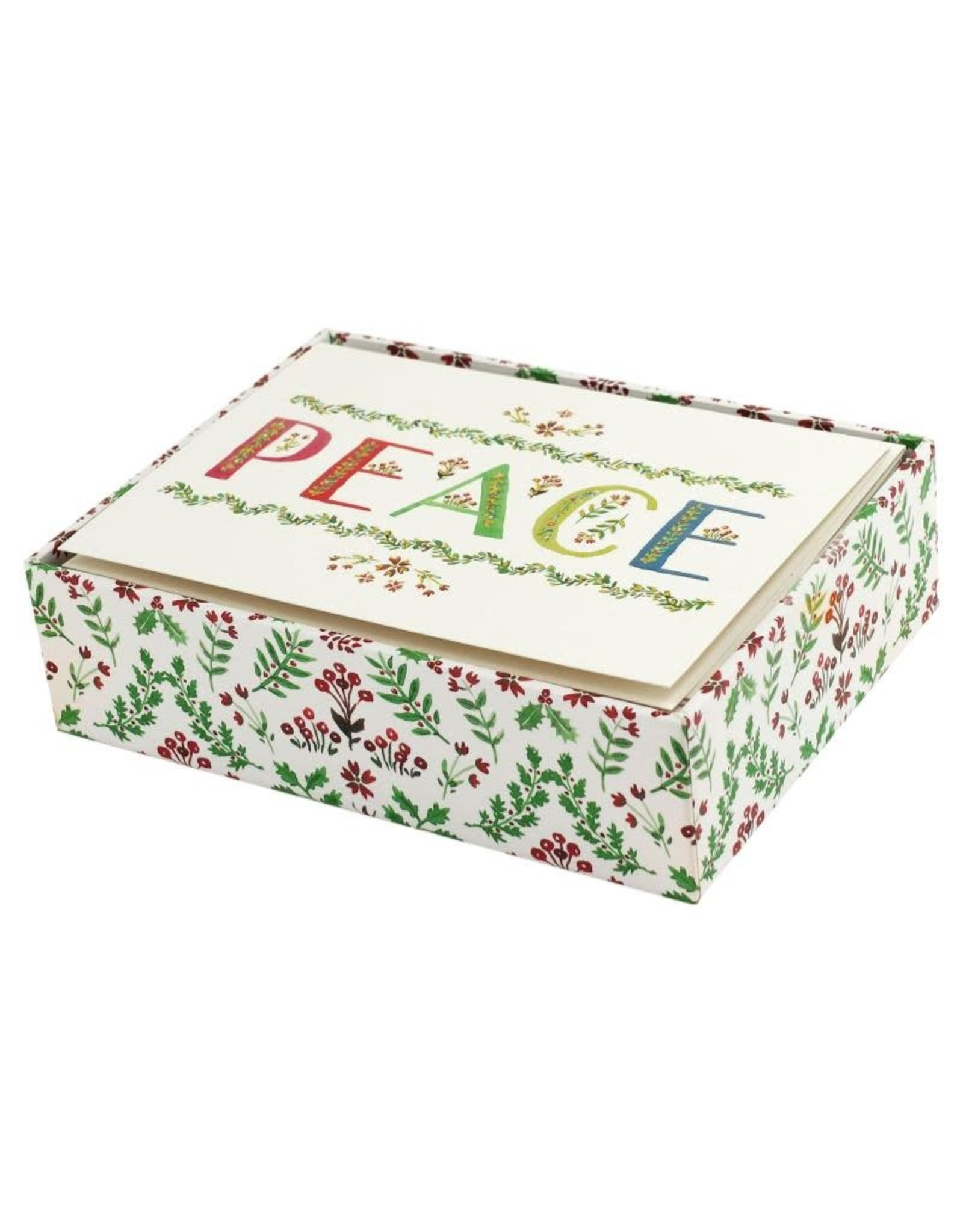 Peter Pauper Peace Boxed Holiday Cards