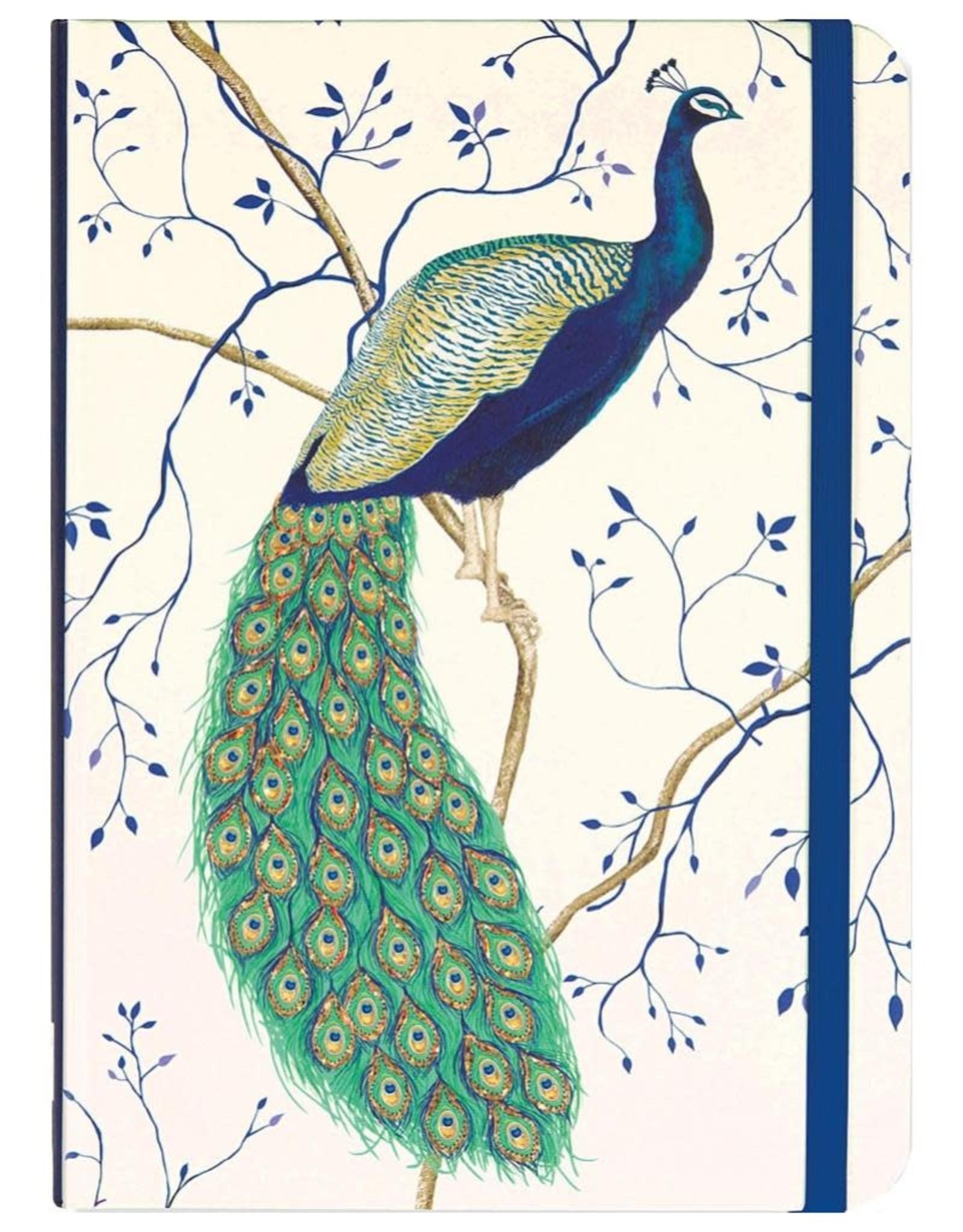 Peter Pauper Peacock Small Journal