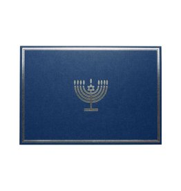 Peter Pauper Silver Menorah Boxed Holiday Cards