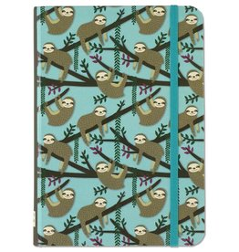 Peter Pauper Sloth Small Journal