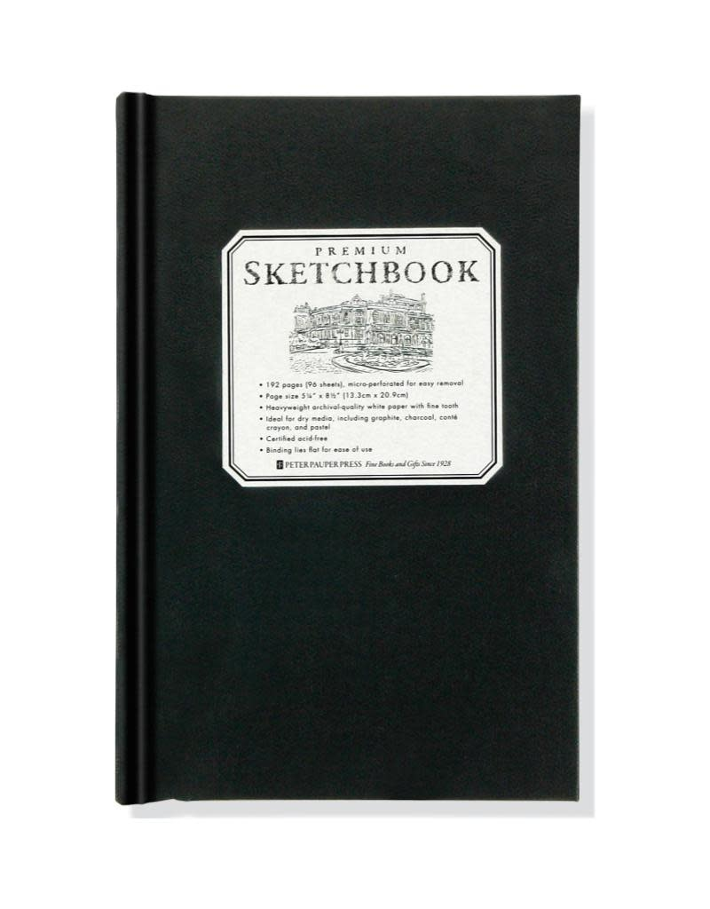 Peter Pauper Small Sketchbook