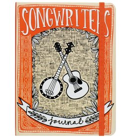 Peter Pauper Songwriter's Journal