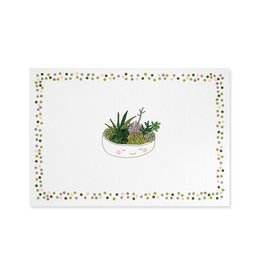 Peter Pauper Succulents Boxed Note Cards