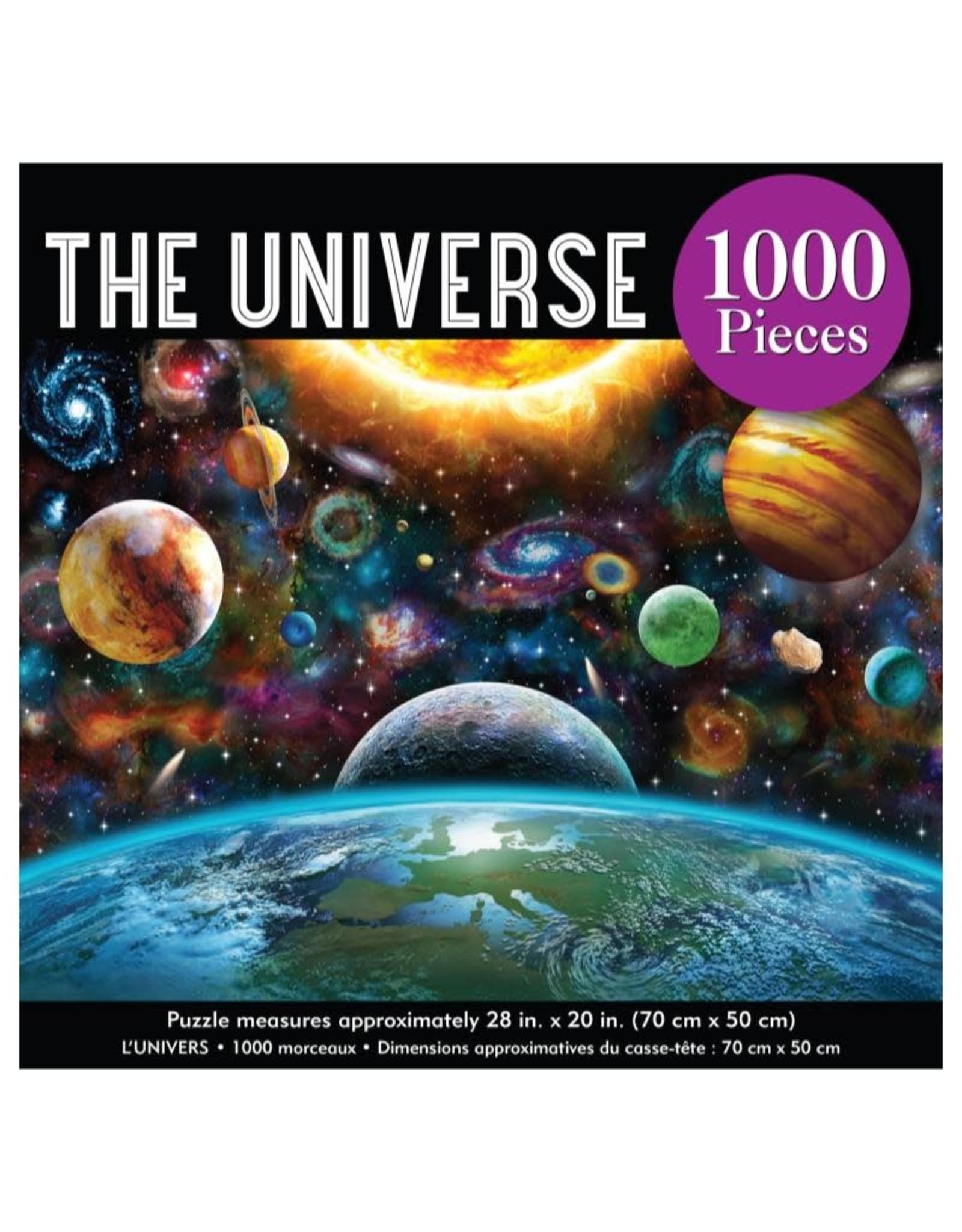Peter Pauper The Universe Puzzle