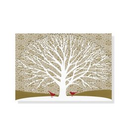 Peter Pauper Tree of Life Deluxe Boxed Holiday Cards