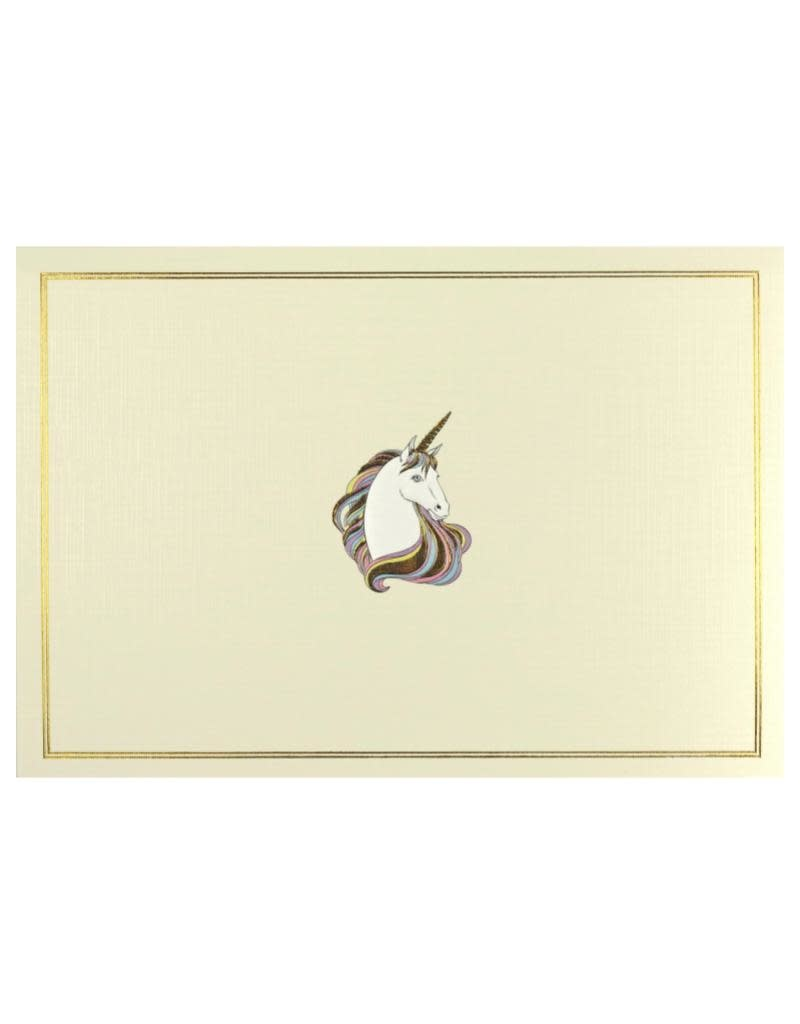 Peter Pauper Unicorn Boxed Notecards