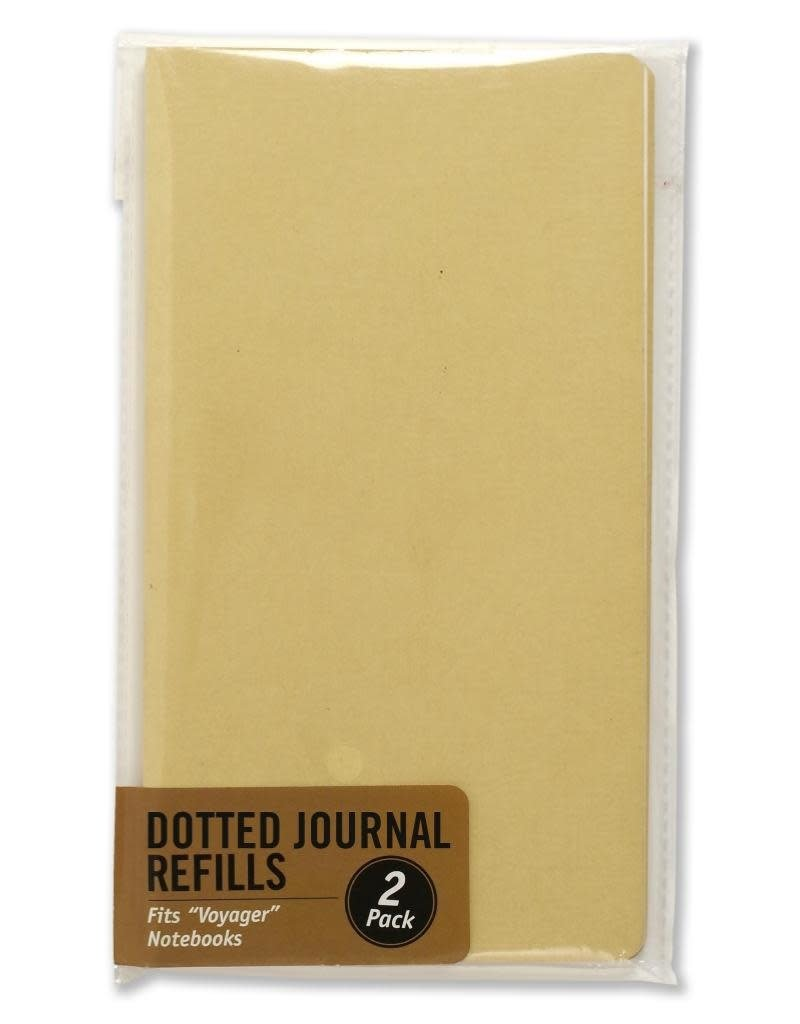 Peter Pauper Voyager Dotted Journal Refill