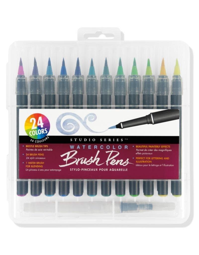 Peter Pauper Watercolor Brush Pens