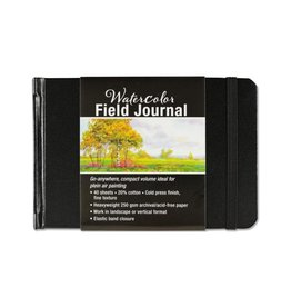 Peter Pauper Watercolor Field Journal