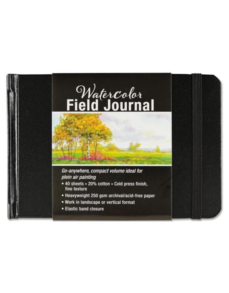 Peter Pauper Watercolor Field Journal