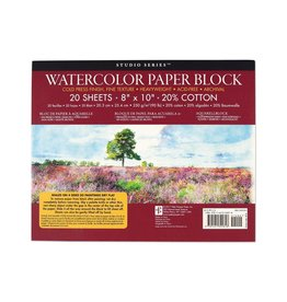 Peter Pauper Watercolor Paper Block