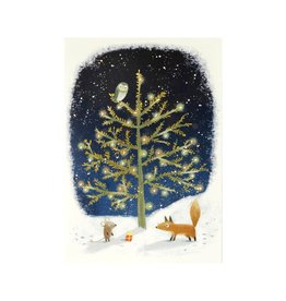 Peter Pauper Winter Tails Boxed Holiday Cards