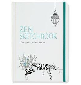 Peter Pauper Zen Sketchbook