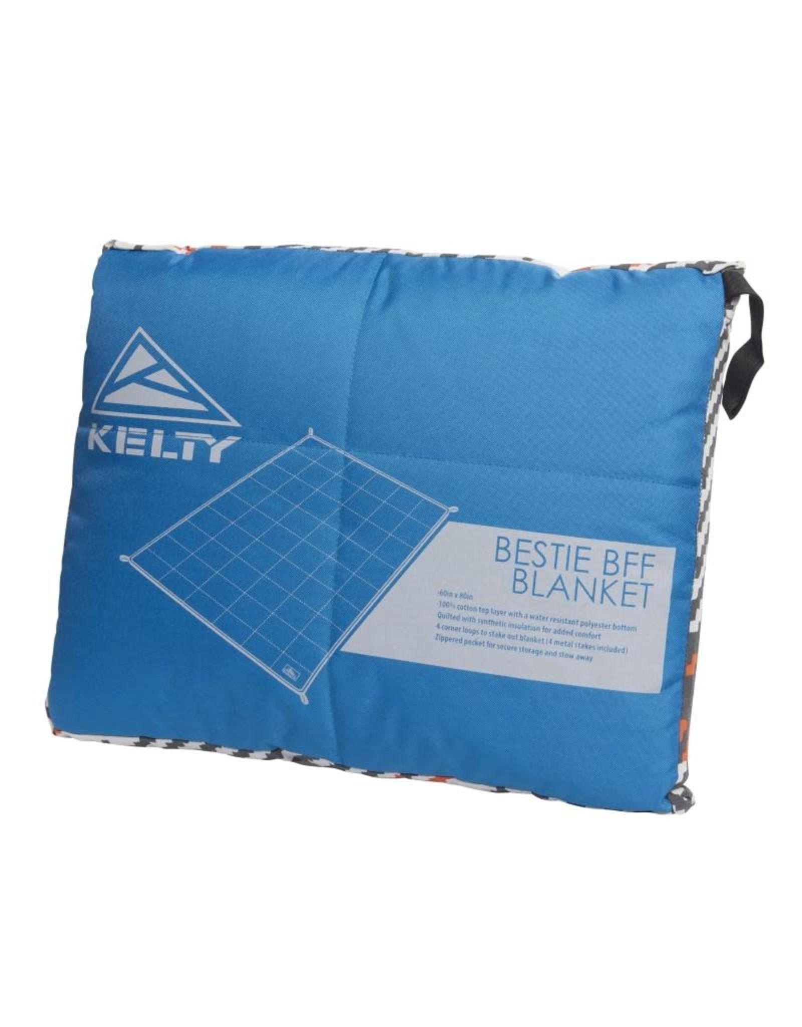 Kelty BFF Blanket Deep Teal