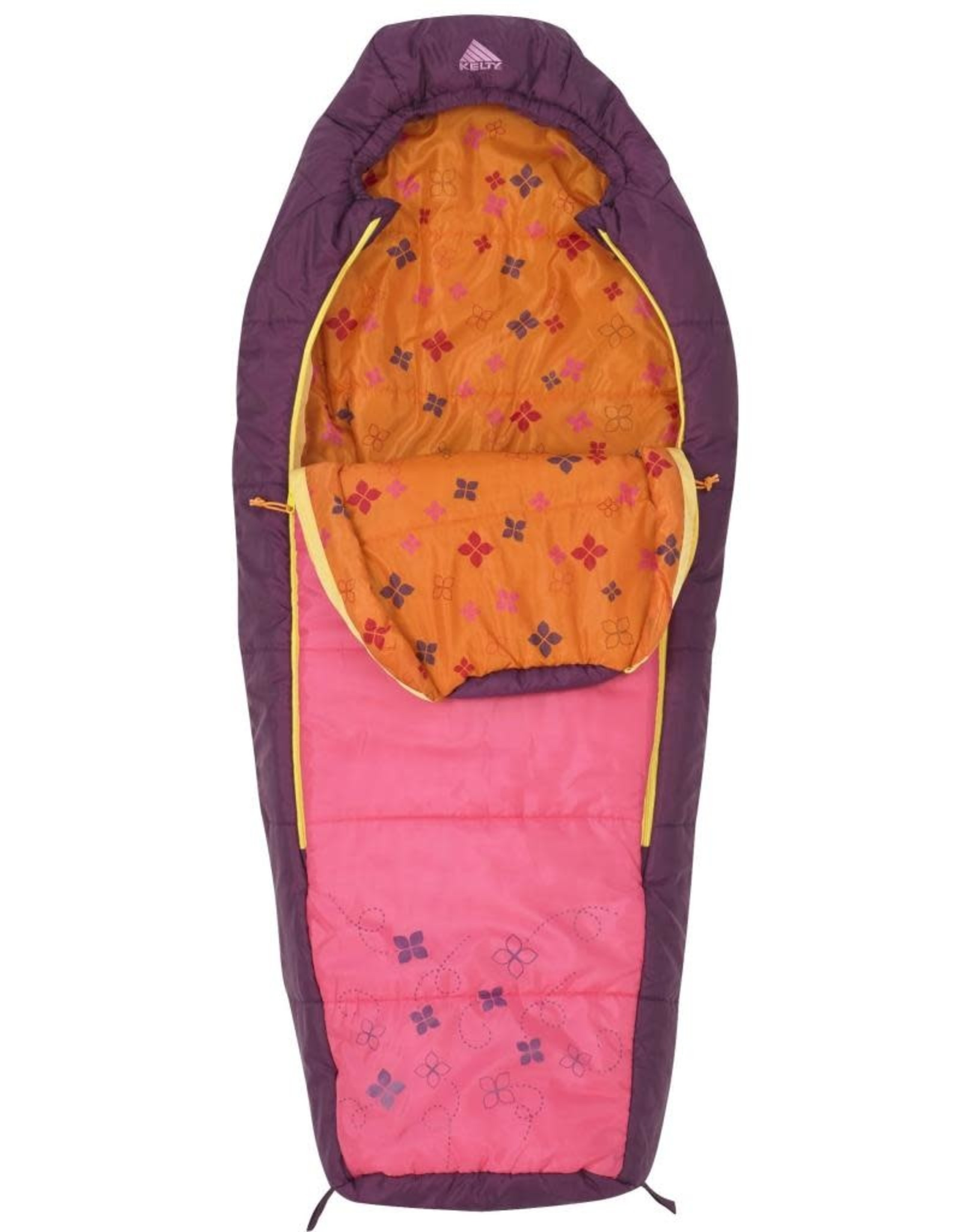 Kelty 30 Degree Girls Woobie Sleeping Bag