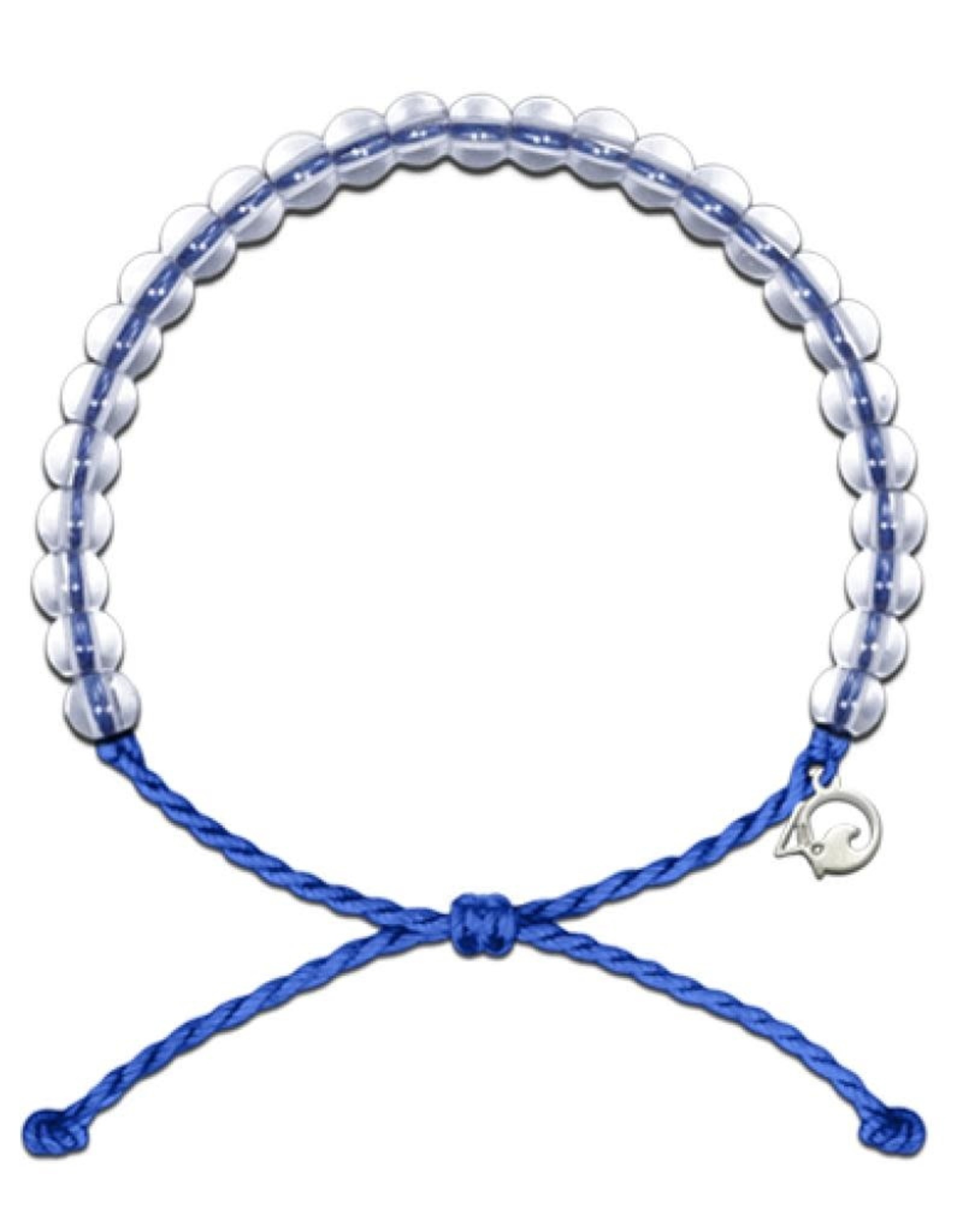 4Ocean Beaded Bracelet Signature Blue
