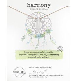 Soulku Dream Catcher Necklace