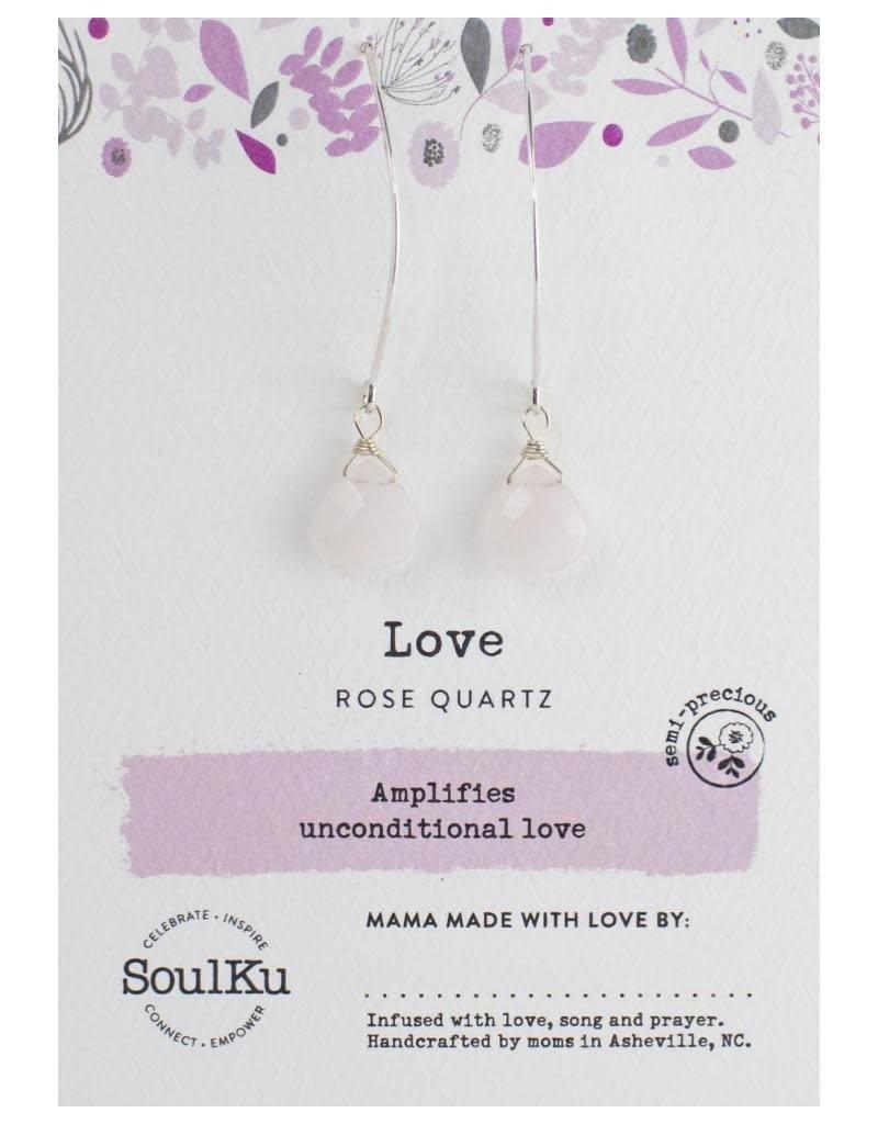 Soulku Soul-Full Long Earrings
