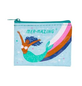 Blue Q Mer-Mazing Coin Purse