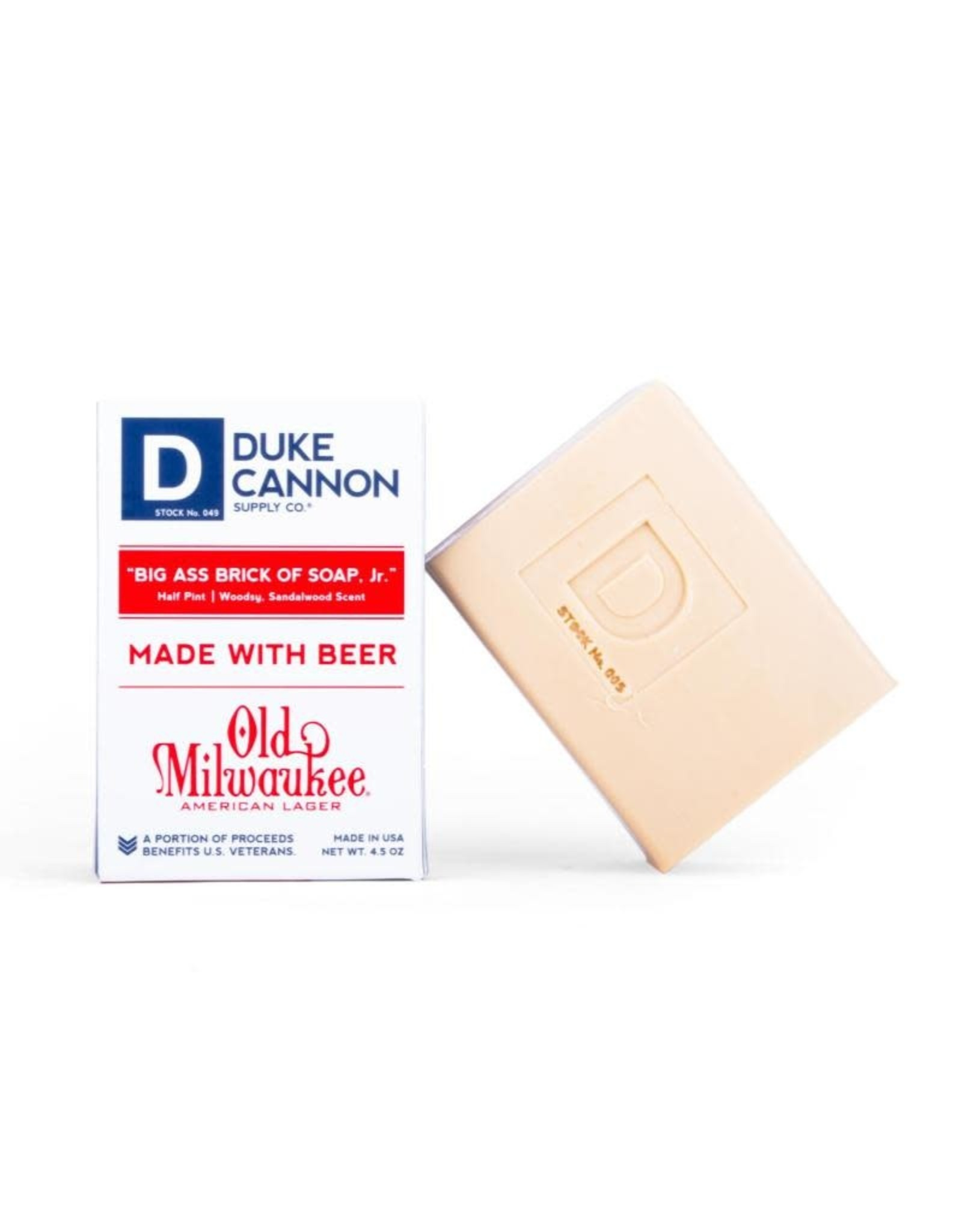 Duke Cannon Supply Co Beer Soap Junior