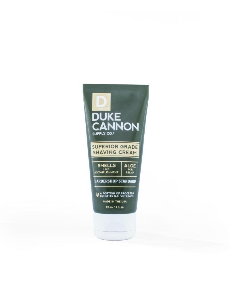 Duke Cannon Supply Co 2 oz Shaving Cream