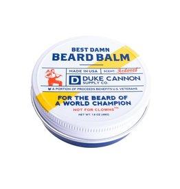 Duke Cannon Supply Co Best Damn Beard Balm