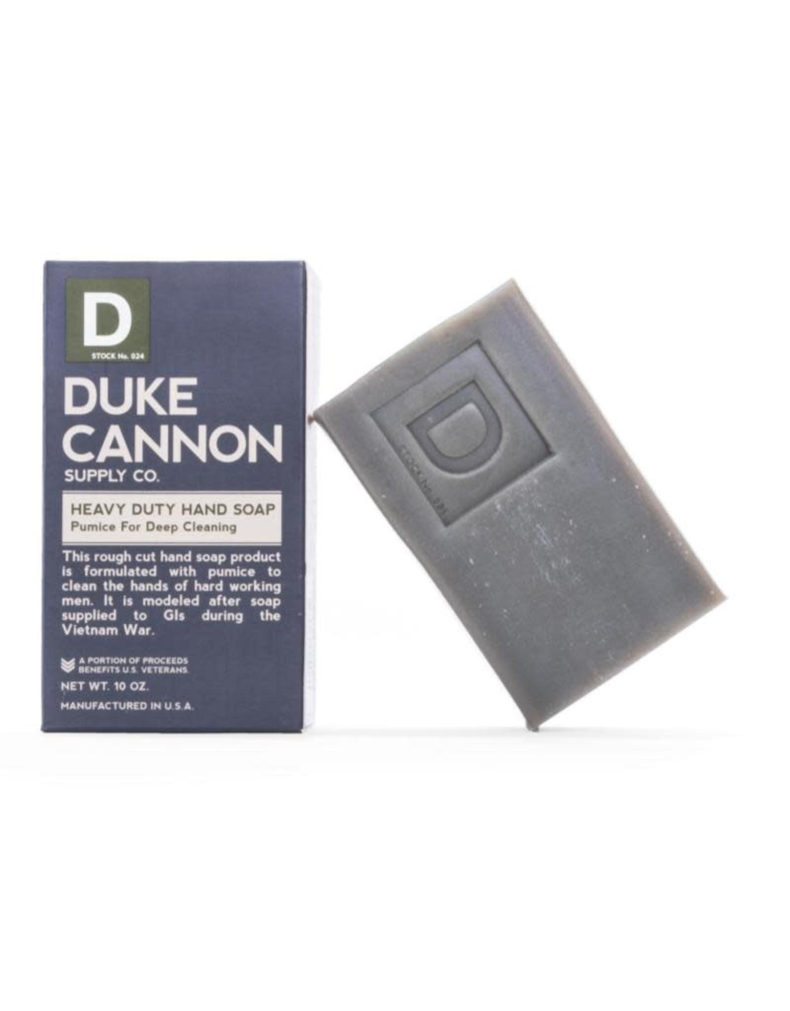 Duke Cannon Supply Co Big Ass Bar of Soap Heavy Duty