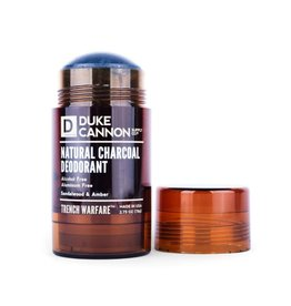 Duke Cannon Supply Co Natural Charcoal Deodorant Sandalwood